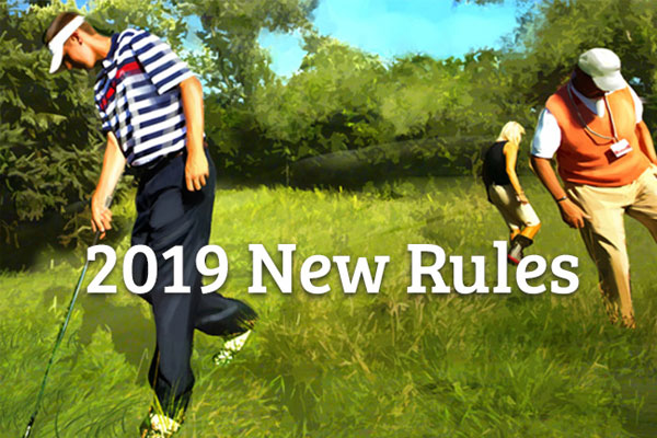 Rules Changes For Golf